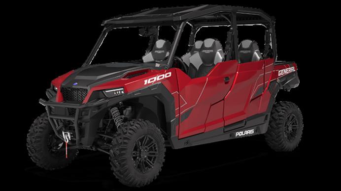 Polaris Polaris General® 4 1000 Deluxe 2020