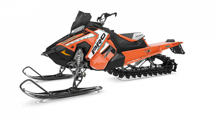 Polaris 800 PRO-RMK® 155 2.6 Snowcheck : Stock : 51915 2019
