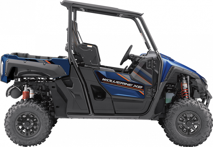 Yamaha Wolverine X2 R-Spec DAE SE : Stock : 52400 2019