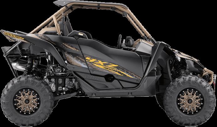 Yamaha YXZ1000R SS LE 2020