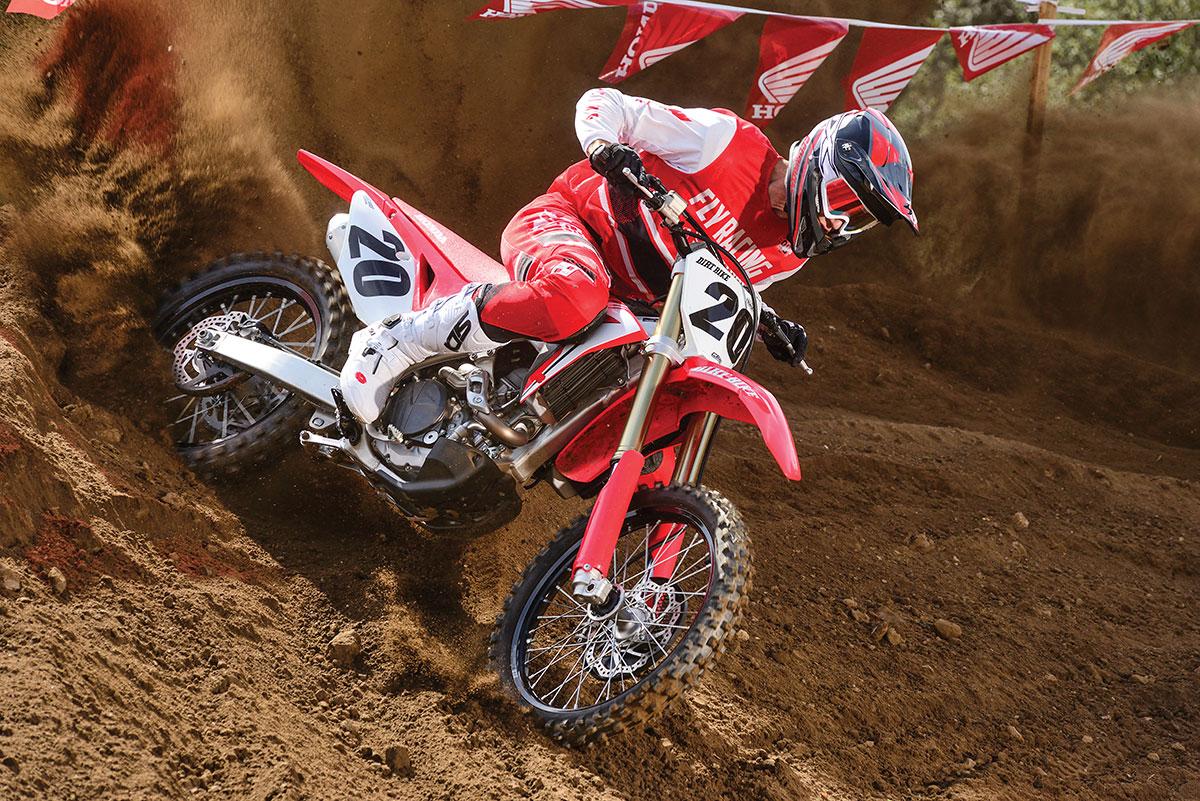 motocross honda crf450 r 2019 - motos illimitees terrebonne laval montreal