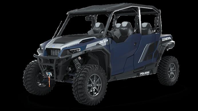 Polaris Polaris General® XP 4 1000 Deluxe 2020