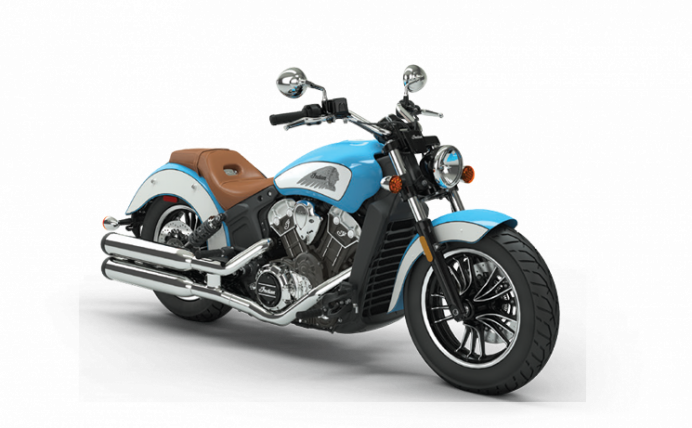 Indian Motorcycles Scout®  ABS Icon Series 2020