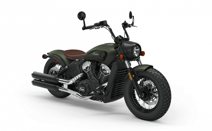 Indian Motorcycles Scout® Bobber Twenty ABS 2020