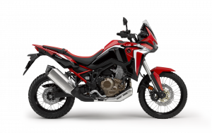 Honda Africa Twin DCT 2020
