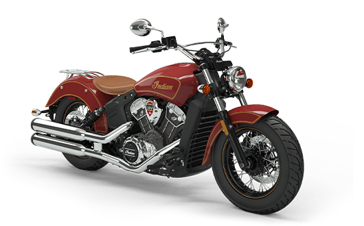 Indian Motorcycles Scout® 100th-anniversaire 2020
