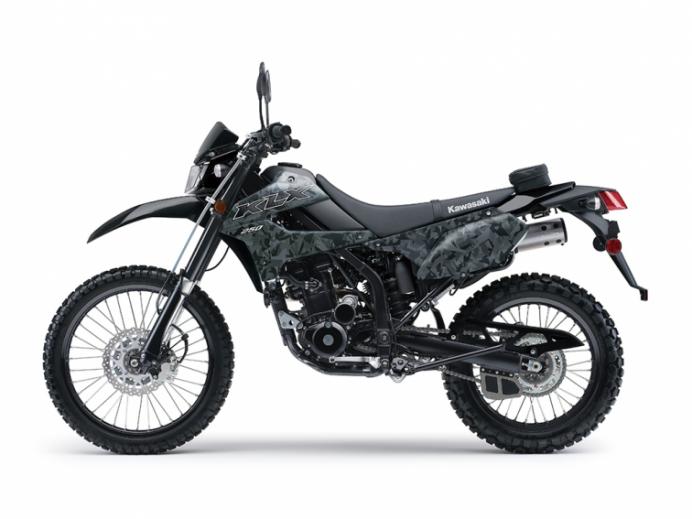 Kawasaki KLX250 DIGITAL CAMO 2020