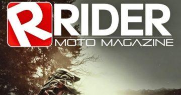 RIDER Moto Magazine - Magazine digital
