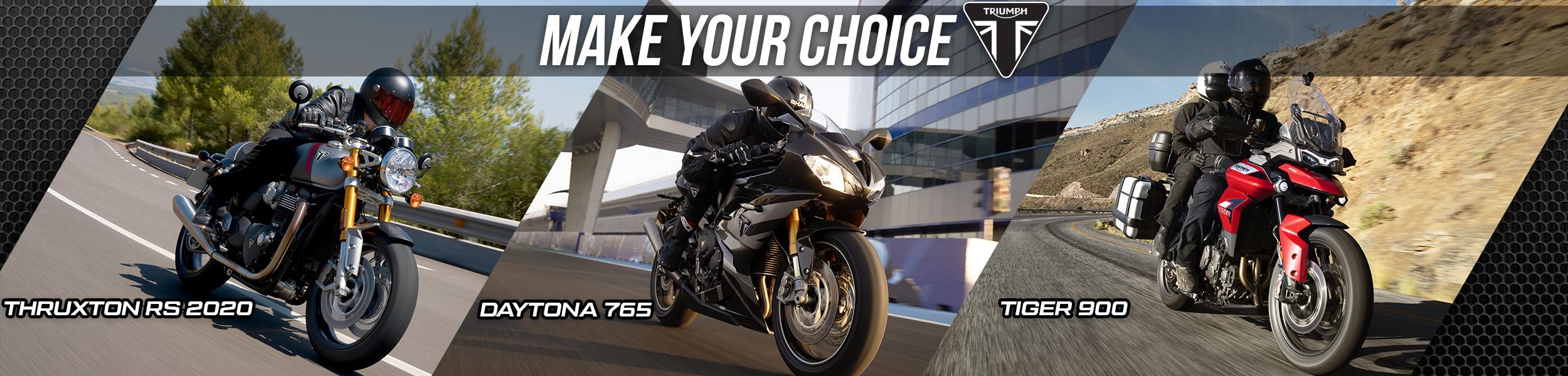 make your choice – triumph