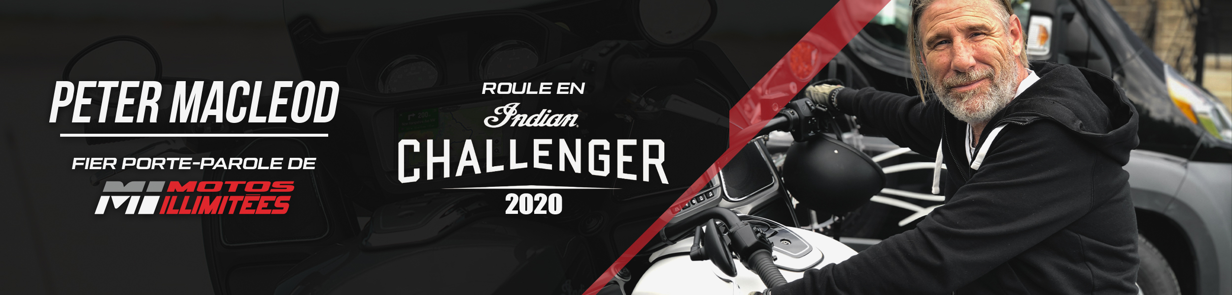 Peter MacLeod – Challenger 2020
