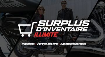 WHAT'S NEW - Surplus d'Inventaire Illimité