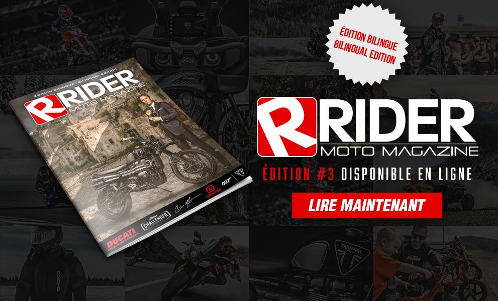 RIDER MAGAZINE – volume 3