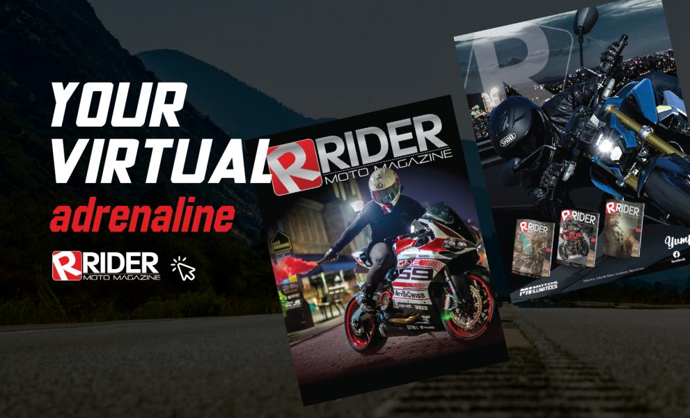 Rider Magazine – vol. 4