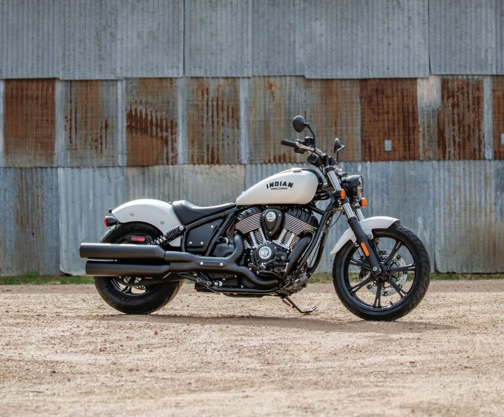 Indian Chief 2022 ABS