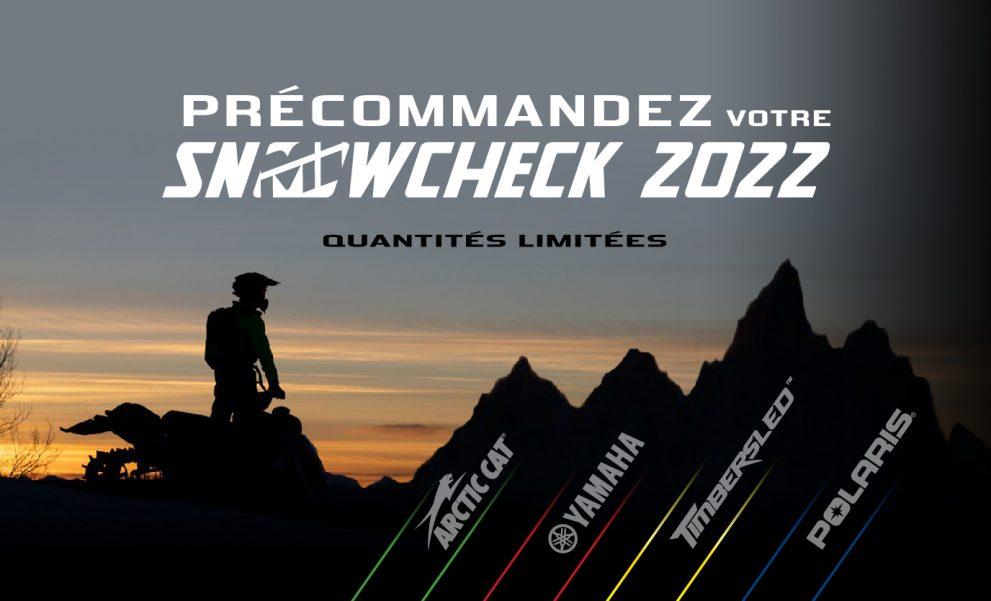 SnowCheck 2022 – 4 marques