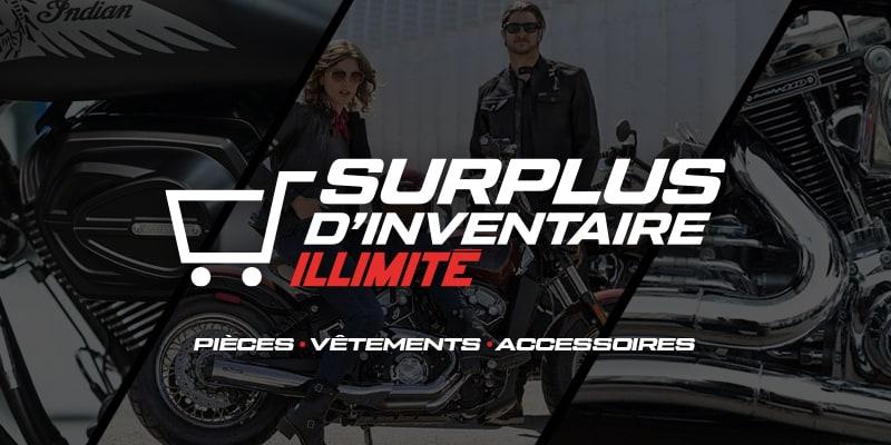 WHAT'S NEW - Surplus d'Inventaire Illimité