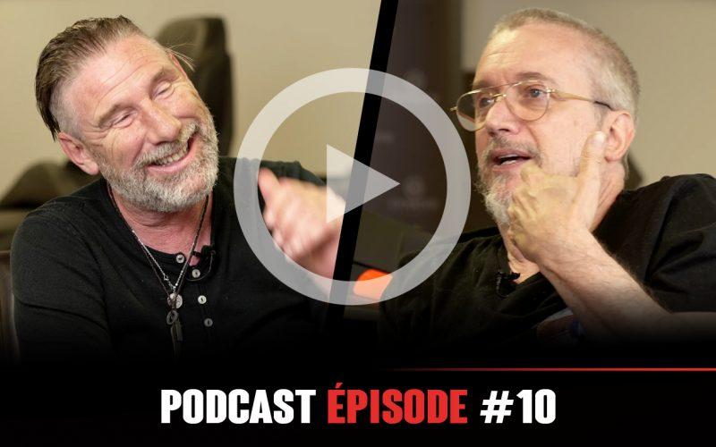 Écoutez l'épisode #10 avec comme invité Dan Bigras